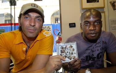 """presentazione del CD """"la compilation dei tuoi campioni"""""""