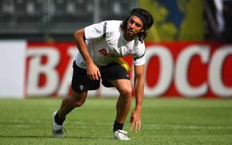 Juventus - Ritiro estivo 2011 Allenamento - Bardonecchia