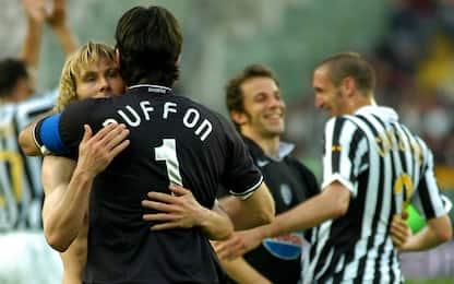 I migliori compagni di Buffon alla Juve: la top 11