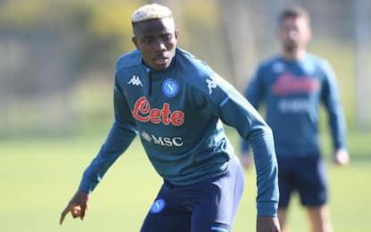 Napoli-Udinese, le probabili formazioni