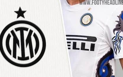 Inter, torna il biscione sulla 2^ maglia?
