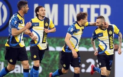 Inter-Roma 2-1 LIVE: gol di Mkhitaryan al 31'