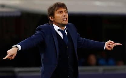 Inter-Roma 0-0 LIVE: ci prova Pedro, fuori