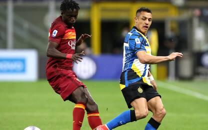 Inter-Roma 1-0 LIVE: Brozovic sblocca la partita