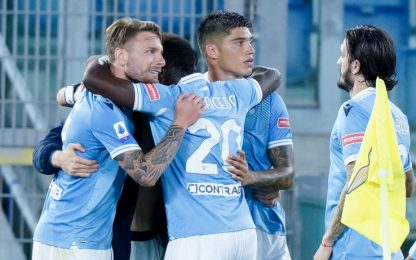 Immobile all'ultimo respiro: Parma beffato al 95'