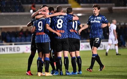 Atalanta-Benevento 2-0 e le altre gare LIVE