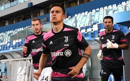 Sassuolo-Juve 0-0 LIVE: Traoré sfiora il gol
