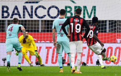 Torino-Milan, dove vedere la partita in tv