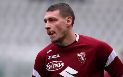 Torino-Milan 0-0 LIVE, Belotti in panchina