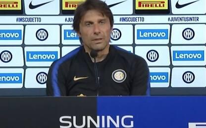 """Conte: """"Juve? Pensavo a un campionato equilibrato"""""""