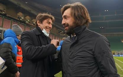 Juve-Inter, le ultime dai ritiri