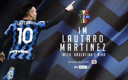 "Lautaro a ""23"", stasera su Sky Sport 24"