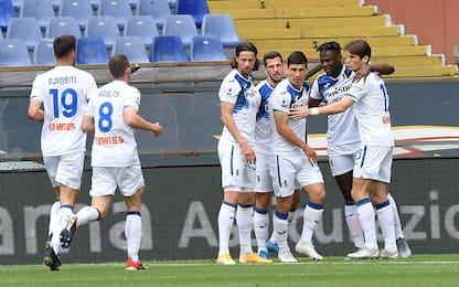 Genoa-Atalanta 0-1 LIVE: sblocca Zapata al 9'