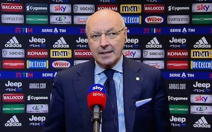 """Marotta: """"Conte vincente, speriamo di proseguire"""""""