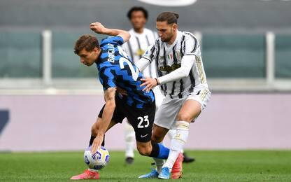 Juve-Inter 1-0 LIVE: la sblocca Ronaldo