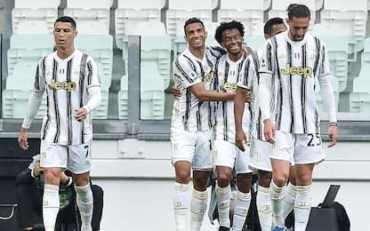 Juve-Inter 3-2 LIVE: doppietta di Cuadrado