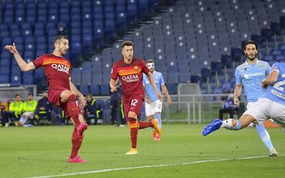 Roma-Lazio 1-0 LIVE: la sblocca Mkhitaryan