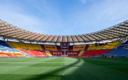 Roma-Lazio LIVE: El Shaarawy e Muriqi dal 1'