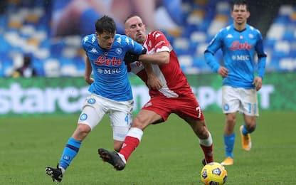 Fiorentina-Napoli, dove vedere la partita in tv