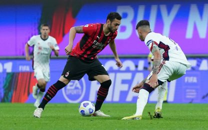 Milan-Cagliari 0-0 LIVE: Donnarumma salva su Godin