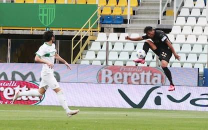Bruno Alves, il gol al Sassuolo è una prodezza
