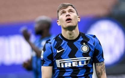 Barella operato al naso, è in dubbio per l'Udinese