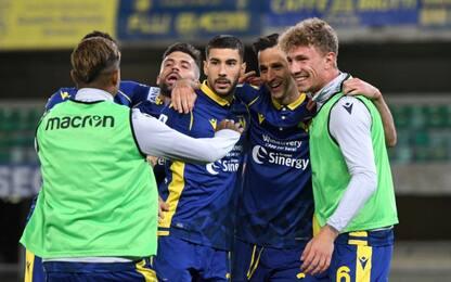 Verona-Bologna 2-1 LIVE: segna Kalinic