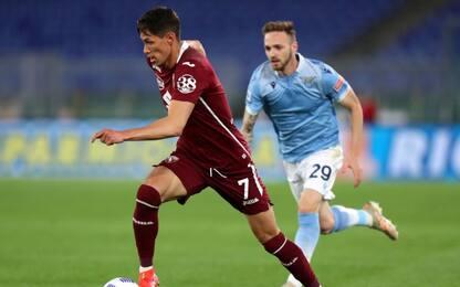 Lazio-Torino 0-0 LIVE: Immobile, gol annullato