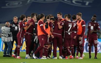Muro Toro, 0-0 con la Lazio all'Olimpico: è salvo