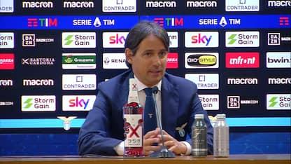 """Inzaghi: """"Dispiace per Pippo. Futuro? Decideremo"""""""