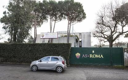 Padre Scamacca a Trigoria con spranga: arrestato