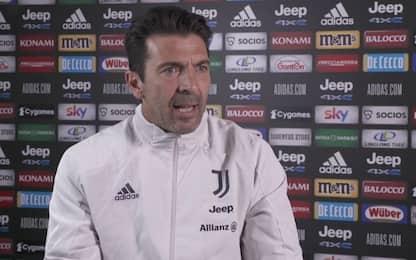 "Buffon: ""Juve, non per forza un addio definitivo"""