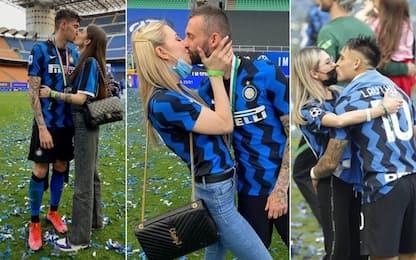 """Inter campione, la festa scudetto delle """"wags"""""""