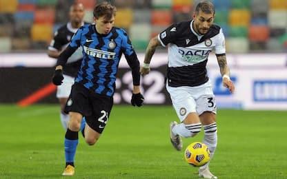 Inter-Udinese, dove vedere la partita in tv
