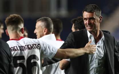 """Maldini: """"La Champions non sia un punto di arrivo"""""""