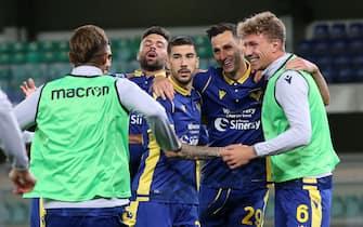 Hellas Verona vs Bologna - Serie A TIM 2020/2021