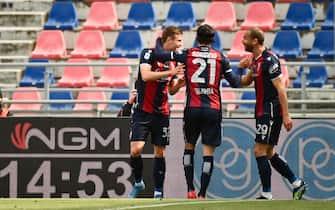 Bologna vs Spezia - Serie A TIM 2020/2021