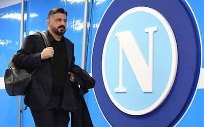 """Il saluto di Gattuso: """"Bellissimo allenare qui"""""""