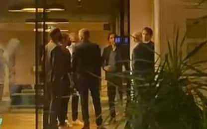 Inzaghi a cena con Zhang e la dirigenza: le FOTO