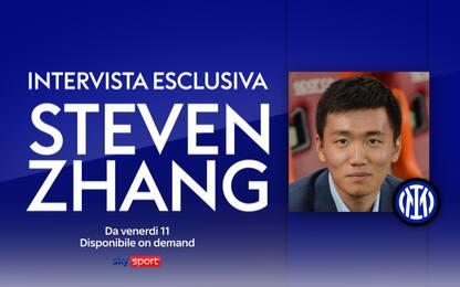 """Zhang esclusivo: """"L'Inter tra presente e futuro"""""""
