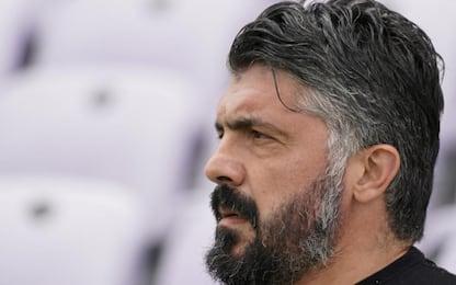 Gattuso-Fiorentina, è rottura. Rudi Garcia in pole