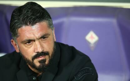 Gattuso non allenerà la Fiorentina: è ufficiale