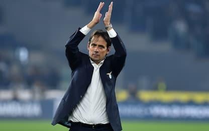 Inzaghi saluta i tifosi della Lazio così
