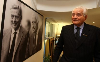 È morto Giampiero Boniperti, leggenda della Juve