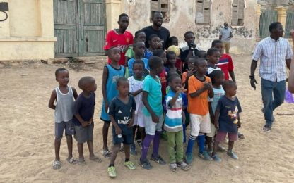 Koulibaly, due ambulanze donate in Senegal