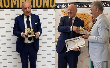Venezia premia Marotta con il Leone d'oro