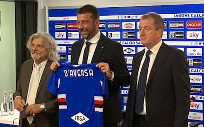 """D'Aversa: """"Ho sempre desiderato di tornare qui"""""""