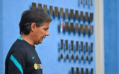 Inter, LIVE il primo giorno di ritiro ad Appiano