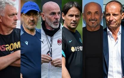 Speciale calendario della Serie A