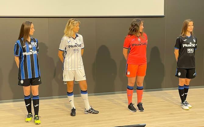 Atalanta, le nuove maglie 2021-22. FOTO   Sky Sport